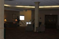 Registration Area - Part II / Back Stairwell