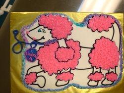 pink poodle 15 servings $85