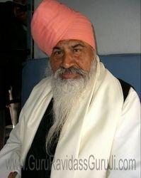 Shri 108 Sant Niranjan Dass Ji Maharaj