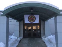 CVTC ESEC Entrance