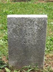Pvt. William H. McLain