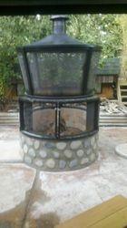 Fire Pitt, Fort Langley