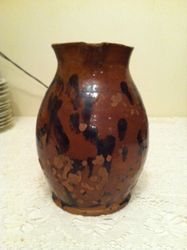 front side of Cain pitcher