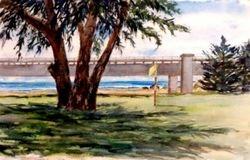San Simeon Pines Resort Putting Green