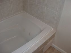 Bathroom Remodel- Jetted Tub