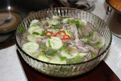 SOUSE -PIG FOOT