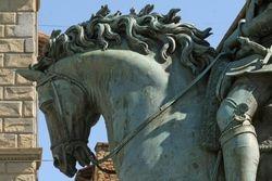 Giambologna, Cosimo I de' Medici, Piazza della Signoria, Floerence