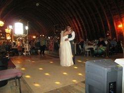 1st dance with Jenn & Brett