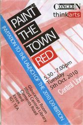 Paint the Town Red, Ilford (2010)