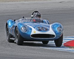 1955-1961 Sports Racing Cars under 2000cc
