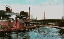 Netherton Iron Works. 1910.