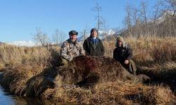 Fall 2014 Bear Hunt
