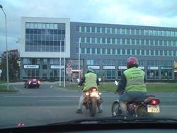 A kategorija, sezona 2010 2 motocikli pilseta
