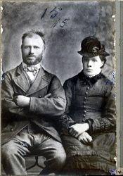 Mr and Mrs John Cox