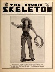 1919 THE STUDIO SKELETON NOV 23