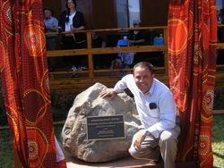 Opening of Aboriginal learning centre Condobolin
