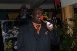 Pastor Steve Richards