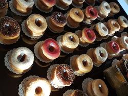 Doughnut wall hire suppliers.