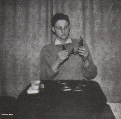 David Aged 19