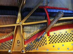 Tuning a Steinway D