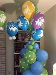 Baby Dinosaur Balloon Bouquet