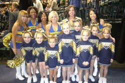 Cheer Pals with the Pacemates.