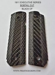 1911 EXECUTIVE SERIES Bobtail Cut Black CF
