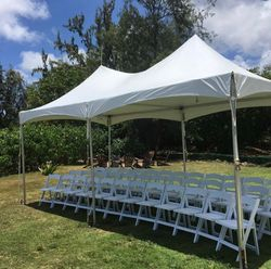 10'x20' High Peak Tent