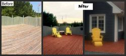 Transform your deck!!