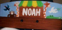 Noah's Ark Back