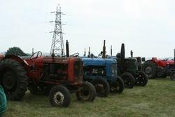 More Tractors!!