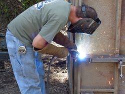 Calvin welding