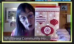 Singing Christmas card