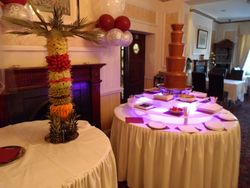 Fruit palm tree hire Doncaster, Contact us Today at Sweet Candy Dreams.