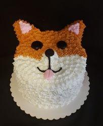 Shiba Inu CAke