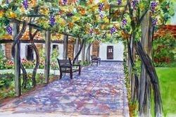 San Luis Obispo Mission Garden