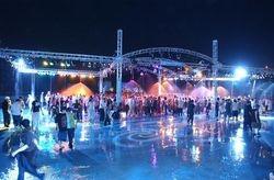 RAIN DANCE PARTY 2005 - 06