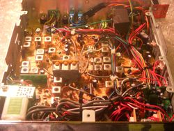 JUST AN OVER VIEW IF THE INSIDE OF THE RADIO