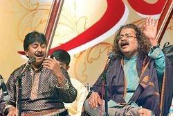Ustad Rashid Khan and Hariharan