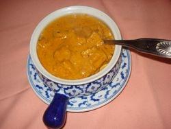 Massamun Tofu