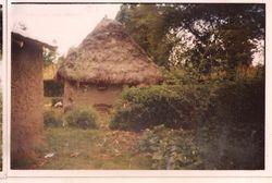 Home where orphans live in Kenya