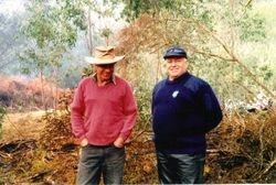 2001 Neil Seagrim and John Minogue