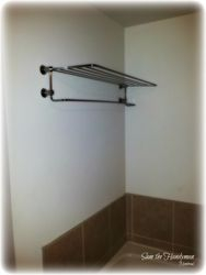 Bath tub Fixture installed on Dry wall.
