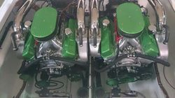 New twin Engines