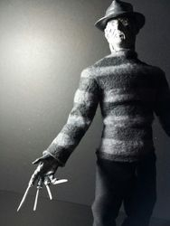 Custom Freddy in Black/White