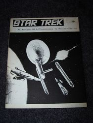 Star Trek - An Analysis of A Phenomenon In Science Fiction