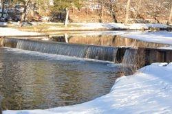 Milham Park Falls
