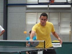 Amir Vasquez - Team Racqueteers