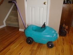 Little Tikes Push or Ride Cozy Coupe - $30