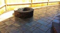 Landscape Fire Pit, Forest Grove